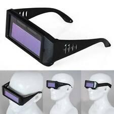 Automatik Dimmen Schweißerbrille Schweißen Schweißerschutzbrille Goggle Solar DE