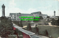 R539474 London. Crystal Palace. R. B. Postcard