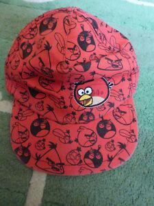 Angry Birds Base Ball Cap 6-8 Years
