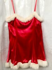 Xmas In July, Short, Sexy, Mrs. Claus Outfit, Size Small