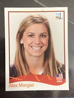 2011 Panini Womens World Cup Rookie Sticker REWE Alex Morgan NO# Read