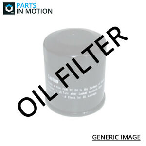 Oil Filter fits SEAT TOLEDO KG 1.2 12 to 15 CGPC Wix Genuine Quality Guaranteed