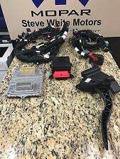 Dodge 5.7L 345 Hemi Late Model Plug N Play Stand Alone Pcm and Harness Mopar
