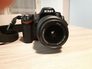 NIKON D80 fotocamera - Nikkor 18-55