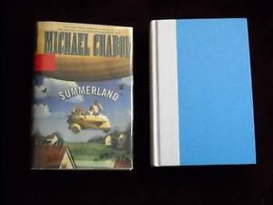 Michael Chabon - SUMMERLAND - 1st/1st - SIGNED !