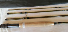 8ft 6in 4/5wt 4 Sections Fly Rod (Olive Green)