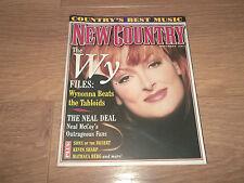 NEW COUNTRY MAGAZINE NOVEMBER 1997 WYNONNA / CHELY WRIGHT / NEAL MCCOY