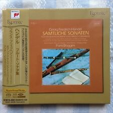 ESOTERIC SACD ESSS-90056 Handel The Wind Instruments Sonatas F/S NEW