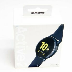 Samsung Galaxy Watch Active2 Enhanced Sleep Tracking Analysis Auto Workout USA V