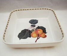 """Queen's Rosina HOOKERS FRUIT Square Baker """"Apricot"""" 9"""" x 2 3/8"""""""