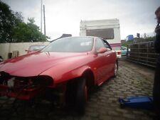 ALFA 156 3.2 GTA BREAKING INTERIOR BLACK AND TAN 02-06