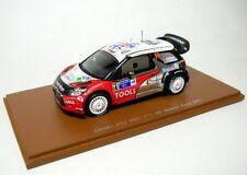 CITROEN DS 3 WRC N. 11 P. SOLBERG RALLY MEXICO 2011
