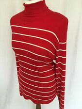 Marks & Spencer's BNWT Ribbed Polo Neck Jumper Size 22 RRP £22.00