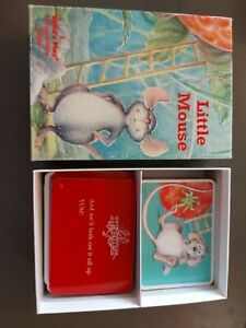 Vintage Little Mouse Card Game