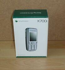 Sony Ericsson K700i Leerkarton + orig. Headset Karton Verpackung leer empty Box