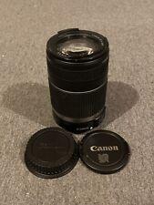 Canon EF-S 55-250mm F4-5.6 IS II Zoom Lens