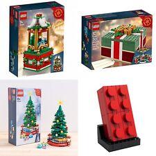 NIB LEGO LIMITED EDITION 40292,40293, 40338 & 5006085. Free Shipping!