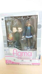 figma K-ON! Yui Hirasawa uniform ver. Action Figure Japanese Max Factory