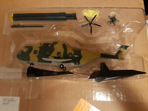 DeAgostini Altaya 1/72 USAF Sikorsky HH-3E Jolly Green Giant diecast helicopter