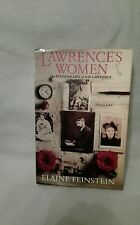 Lawrences Women by Elaine Feinstein Harper Collins 1993