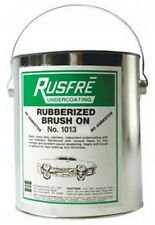 Rusfre 1013 Brush-On Rubberized Undercoating, 1-Gallon