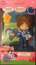 Strawberry Shortcake - FRENCH BLUEBERRY MUFFIN with Book RARE Bandai France