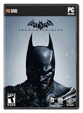 Batman: Arkham Origins (Win 7/8 PC Game) FREE US Shipping