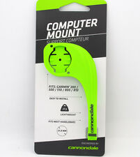 Cannondale Cu40640s04 Computer Support Mount for Garmin Edge Series - Green