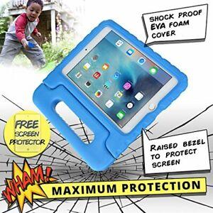 Kids Shockproof iPad Case Cover EVA Foam Stand Apple iPad Mini 1 2 3 4 5 Child