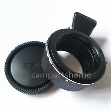 Tripod Minolta MD Lense to Sony NEX E nex7 nex6 a6000 nex3 nex5 a7 Adapter CAP
