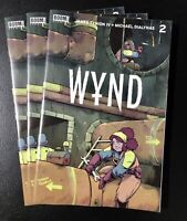 🚨 WYND #2 Cover A MICHAEL DIALYNAS Set Of 3 / IN HAND NM