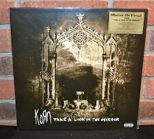 KORN - Take A Look In The Mirror, Ltd Import 180G 2LP COLORED VINYL #'d Jacket