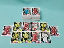 Topps Match Attax Bundesliga 2020/2021 alle 315 Basis Karten komplett  20/21