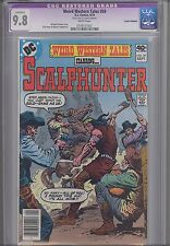 Weird Western Tales #59 CGC 9.8 Jonah Hex DC 1979 Comic...Price Drop!