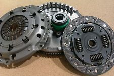 FORD TRANSIT CONNECT 1.8 TD SOLID FLYWHEEL, CLUTCH KIT, CSC AND BOLTS