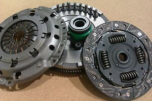 JAGUAR X TYPE 2.2D 2.2 D SINGLE MASS FLYWHEEL CONVERSION, CLUTCH, CSC AND BOLTS