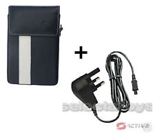 Genuine Navman S30 Carry Case + Mains Charger S 30 New