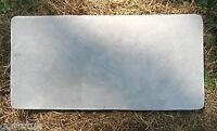 """Bench top / paver / stepping stone mold smooth design 23.75"""" x 11.75"""" x 2.25"""""""
