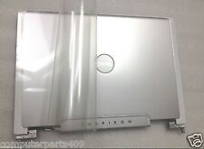NEW OEM  Dell Inspiron 6400 E1505 1501 Widescreen LCD Cover + Hinges P/N; UW737