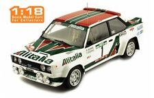 FIAT 131 Abarth #1 S. Munari-P. Sodano Rally Portugal 1978  IXO 1:18 >>NEW<<