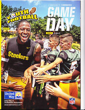 Pittsburgh Steelers Indianapolis Colts Gameday Program Antonio Brown plus BONUS