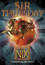 SIR giovedì da GARTH NIX (libro in brossura) NUOVO LIBRO