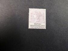 British Mhr 1887 Sg10 Sc11 Bechuanaland
