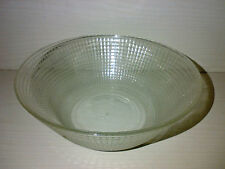 Glas Schale Glasschale VLG Greifswald Wilhelm Wagenfeld * Dia: 18 cm * LOOK --->