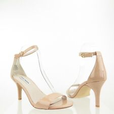 f504197209d Steve Madden Sillly Women s Shoes Nude Pink Synthetic Sandal Pumps Size 8.5  W