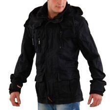 Ropa de hombre Superdry color principal negro 100% algodón