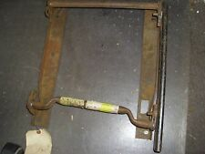 NOS 1975 1976 LINCOLN MARK IV FRONT SEAT TRACK