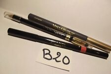 LOTTO COSMETICO COSMETIC EYELINER LIPLINER EYEBROW MADE ITALY VOLUMINOUS MIA B20