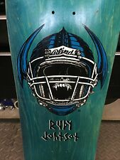 Cease and Desist C&D blind Powell Peralta  jock spoof  Rudy Johnson skateboard