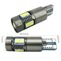 W5W T10 192 Premium led Side Lights Powerful 3030 9 SMD Canbus Error Free Bulbs